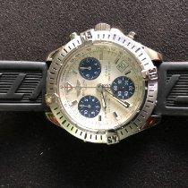 Breitling Colt Chronograph Сталь 38mm Cеребро Без цифр