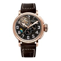 Zenith Pilot Type 20 Tourbillon Oro rosa 48mm