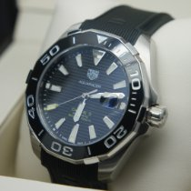 TAG Heuer new Automatic Luminous numerals Luminous hands Luminous indices 43mm Steel Sapphire crystal