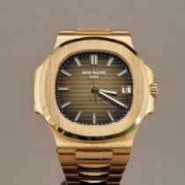 Patek Philippe Nautilus 5711/1R-001 Very good Rose gold 40mm Automatic
