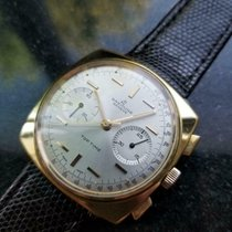 Breitling Top Time Guld/Stål 37mm Sølv