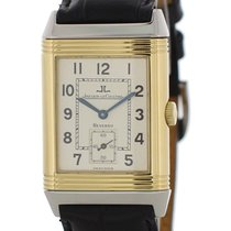 Jaeger-LeCoultre Reverso Classique Yellow gold 26mm Silver United States of America, New York, New York