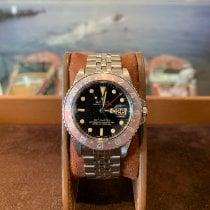 Rolex GMT-Master Acier 40mm Noir Sans chiffres France, Cannes