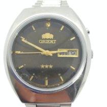 Orient (オリエント) ステンレス 37mm 自動巻き 469LC5-70 中古