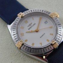 Breitling Callisto Gold/Steel 34mm White Arabic numerals