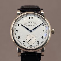 A. Lange & Söhne White gold 40mm Manual winding 233.026 pre-owned