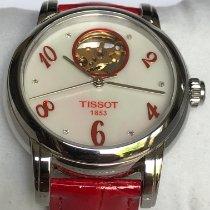 Tissot T-Lady Zeljezo 34mm Sedef-biserast Arapski brojevi