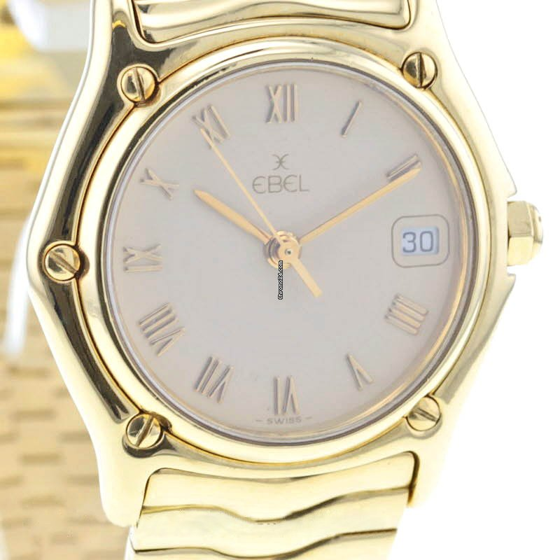 Ebel Classic 12121400 pre-owned