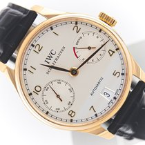 IWC IW500113 Oro rosa Portuguese Automatic 42mm usados