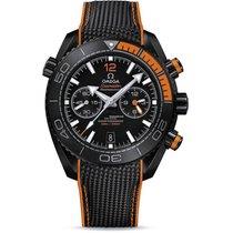 Omega Seamaster Planet Ocean Chronograph 215.92.46.51.01.001 2020 nouveau