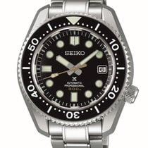 Seiko Steel Automatic SLA021J1 new