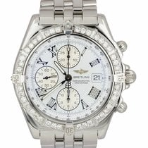 Breitling A13355 Steel Crosswind Racing 43mm pre-owned United States of America, New York, Massapequa Park