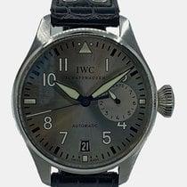 IWC Big Pilot 46mm Silver United States of America, Ohio, Columbus