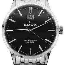 Edox Les Vauberts 63002 3 NIN new
