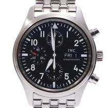 IWC Pilot Chronograph tweedehands
