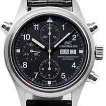 IWC Fliegeruhr Doppelchronograph IW 371303 gebraucht