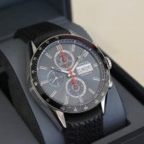 TAG Heuer Carrera Calibre 16 Steel 43mm Grey