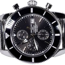 Breitling Superocean Héritage II Chronographe neu 2020 Automatik Chronograph Uhr mit Original-Box und Original-Papieren A1331212.BF78.152A