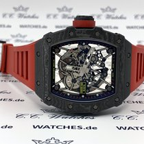 Richard Mille RM 035 RM35-02 CA New Carbon 49.9mm Automatic