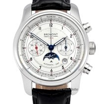 Bremont Steel 43mm Automatic 1918SS pre-owned