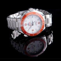 Omega Seamaster Planet Ocean new Automatic Watch with original box and original papers 215.30.44.21.04.001