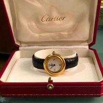 Cartier подержанные Кварцевые Белый