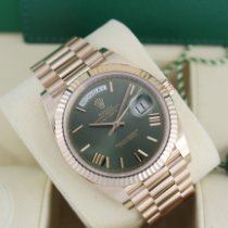 Rolex 228235 Oro rosa 2019 Day-Date 40 40mm usados España, Madrid