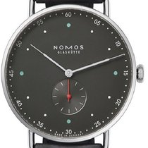 NOMOS Steel 38,5mm Manual winding 1111 new