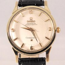 Omega Constellation Or/Acier 34mm Blanc