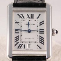 Cartier Tank Solo Steel 31mm Silver United States of America, Michigan, Warren