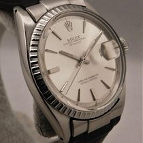 Rolex Datejust Steel 36mm Silver No numerals