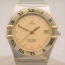 Omega pre-owned Automatic 35mm Champagne Sapphire crystal