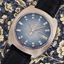 Longines Ultronic Steel 36mm Blue