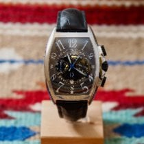 Franck Muller Steel Automatic 9080 CC AT pre-owned