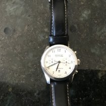 Bremont Steel Automatic White Arabic numerals 43mm pre-owned ALT1-C Classic