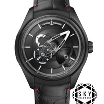 Ulysse Nardin Freak Titanium 43mm Black United States of America, New York, New York