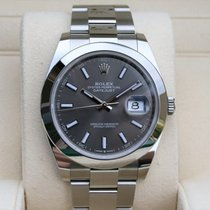 Rolex Datejust new Automatic Watch with original box and original papers 126300