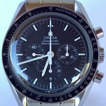 Omega Speedmaster Professional Moonwatch Acero 42mm Negro Sin cifras España, Zarautz