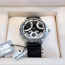 Maurice Lacroix Masterpiece Steel 43mm Black Arabic numerals United States of America, New York, New York