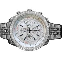 Breitling Bentley 6.75 Steel 48mm White No numerals United States of America, New York, New York City
