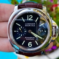 Panerai Luminor Marina Automatic Steel 44mm Black Arabic numerals United States of America, Texas, Plano