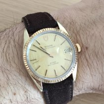 Tudor Prince Oysterdate Or jaune 34mm France, St Thierry