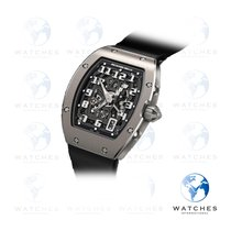 Richard Mille RM 67 RM67-01 Ti 2018 pre-owned