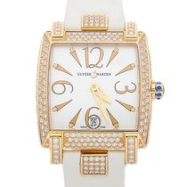 Ulysse Nardin Caprice Rose gold 34mm White Arabic numerals United States of America, Pennsylvania, Bala Cynwyd