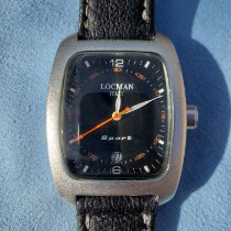 Locman Aluminum 32.5mm Quartz 488 pre-owned United States of America, Virginia, ARLINGTON