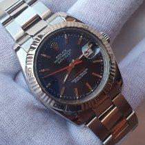 Rolex Datejust Turn-O-Graph Acero 36mm Azul Sin cifras España, TENERIFE