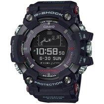 Casio Plastic Quartz Black new G-Shock