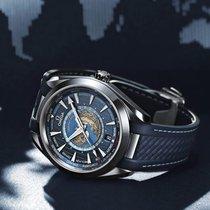 Omega Seamaster Aqua Terra 220.12.43.22.03.001 2020 novo