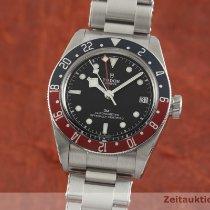 Tudor Black Bay GMT Stål 41mm Sort