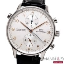IWC Portuguese Chronograph 3712 1998 pre-owned